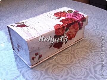 Шкатулочки, коробочки фото 18