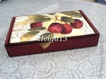 Шкатулочки, коробочки фото 6