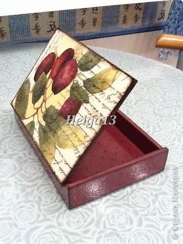 Шкатулочки, коробочки фото 8