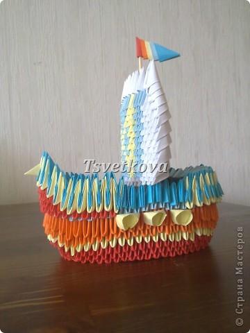 Мой кораблик удачи. фото 2