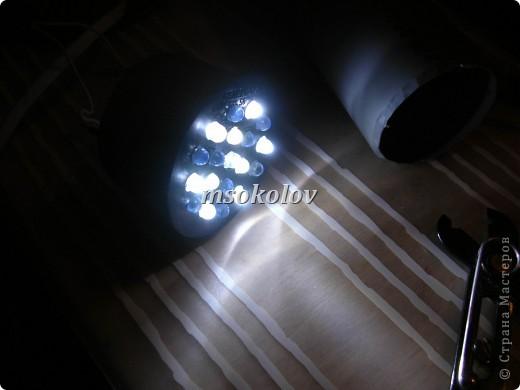 лампа из простых элементов. фото 5