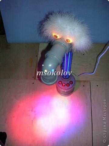 лампа из простых элементов. фото 21