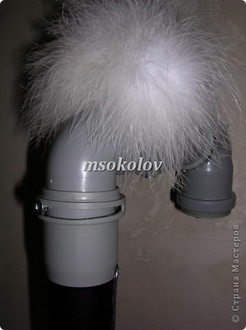 лампа из простых элементов. фото 16