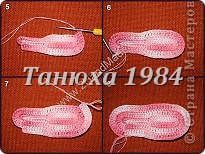 Туфельки для малышки фото 5