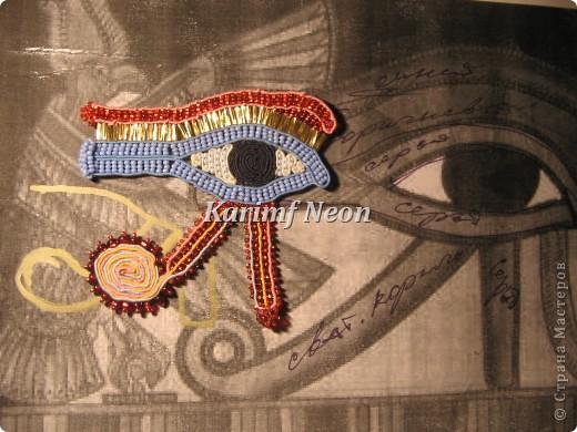 Очень люблю культуру древнего Египта. Вот и решил посутажить немного. Благо техника позволяет делать любые ИЗГИБЫ. фото 7