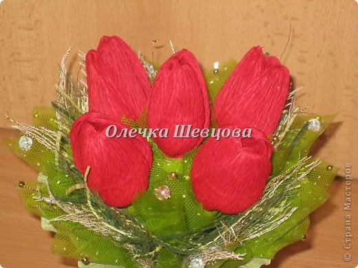 Тюльпанчики, розы, крокусы: фото 5
