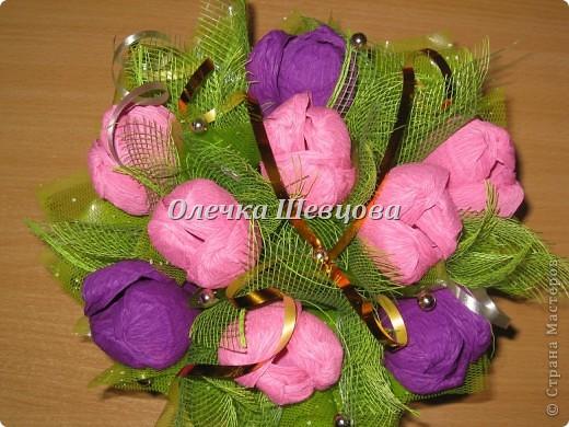 Тюльпанчики, розы, крокусы: фото 3