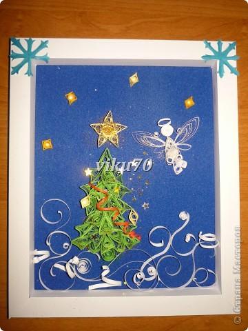 рождественский ангелочек (с небольшим опозданием) фото 1
