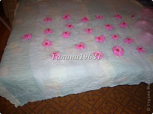 Цветы для украшения свадебных машин фото 5