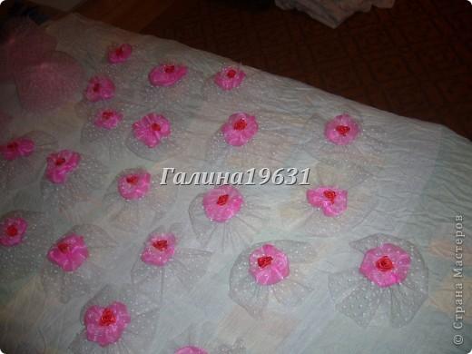 Цветы для украшения свадебных машин фото 8