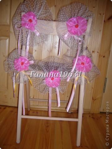 Цветы для украшения свадебных машин фото 3