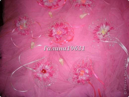 Цветы для украшения торжества фото 3