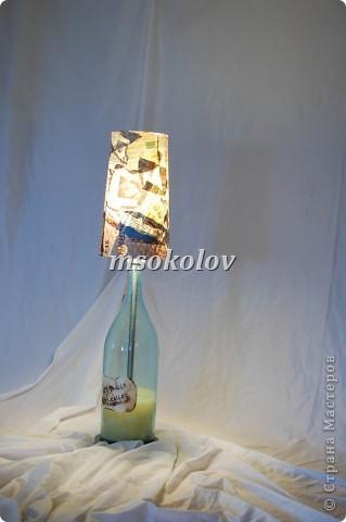 настольный светильник фото 1