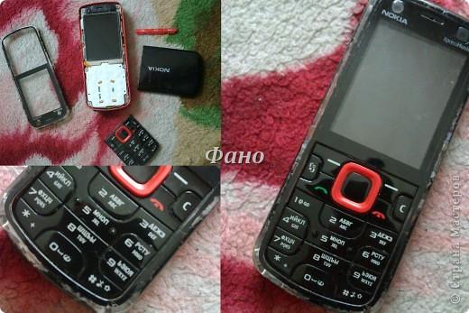 Ну вот и я добралась до старого телефона с целью его реанимировать :) фото 2