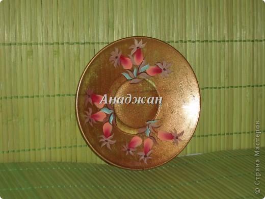 Декор предметов Роспись Двойной мазок фото 6
