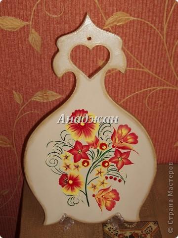 Декор предметов Роспись Двойной мазок фото 10