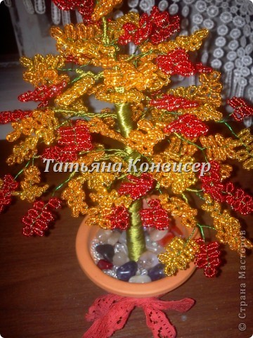 Осеннее деревце фото 3