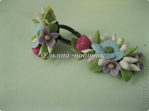 ох, скоро весна, хочеться цветов))))))))) мои миниатюрочки)))))) украшалочки потянуло меня на мини-композиции, совсем мини))) фото 2