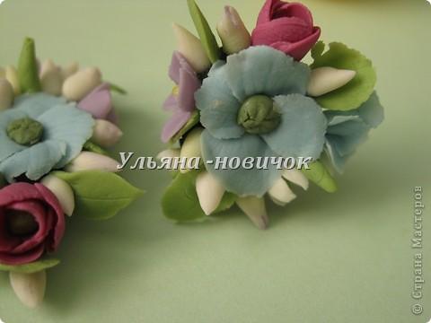 ох, скоро весна, хочеться цветов))))))))) мои миниатюрочки)))))) украшалочки потянуло меня на мини-композиции, совсем мини))) фото 5