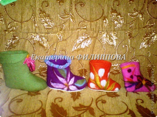 ВАЛЕНОЧКИ. фото 6
