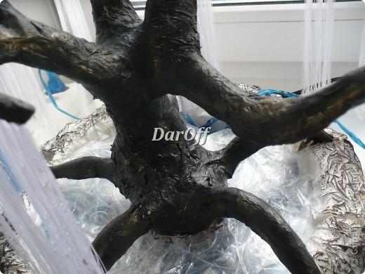 Священное древо - Эйва Высота изделия - 42 см, диаметр подставки - 31 см фото 8