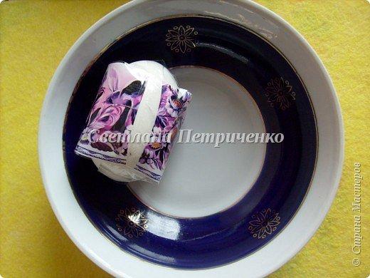 Мастер-класс Поделка изделие Пасха Бисероплетение МК яйцо оплетенное бисером Бисер фото 6