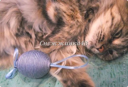 Увидела работу Татьяны Имполитовой, очень понравилось яйцо в нитках. Решила попробовать что-то похожее, но на основе мулине, принимайте)) фото 4