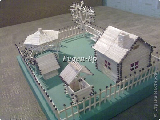 Домик в деревне фото 8