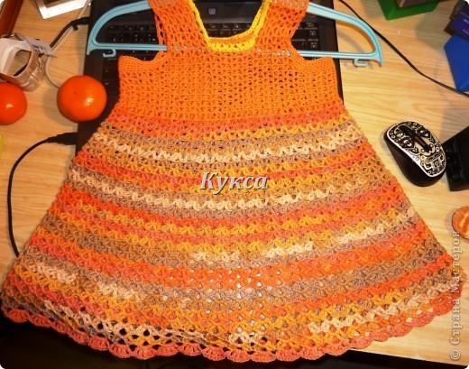 Платье для дочки ))) фото 1