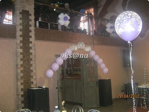 доброго времени суток дорогие мастерицы, вот показываю вам мой дебют в оформлении свадьбы фото 4