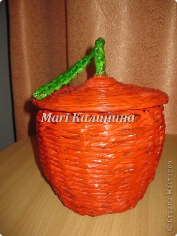 Яблочко для всяких мелочей фото 1