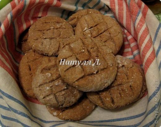 Огромное спасибо Алёне за рецепт бездрожжевого хлеба..... подглядывала к ней на страничку http://stranamasterov.ru/node/347270?c=favorite  Это на молоке...как велели.... фото 1