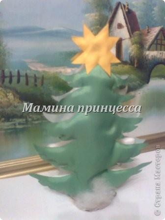 Ёлка из спиральных розочек - видела на http://stranamasterov.ru/node/290288  фото 4