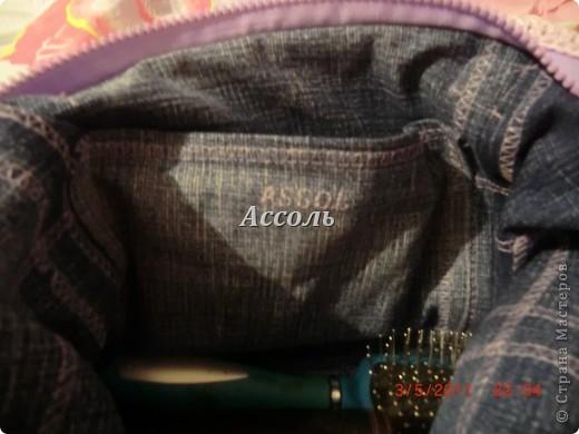 Вот и я решилась поучаствовать в розыгрыше Презента))) Принимайте мою сумочку! Связала ее в пару к сиреневому топу, теми же квадратными мотивами. Участвую в конкурсе фотографий. фото 10