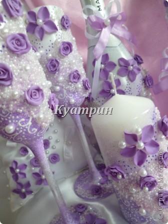Свадебный набор. фото 8
