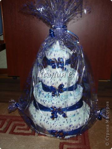 Тортик для подружки на рождение сына фото 2