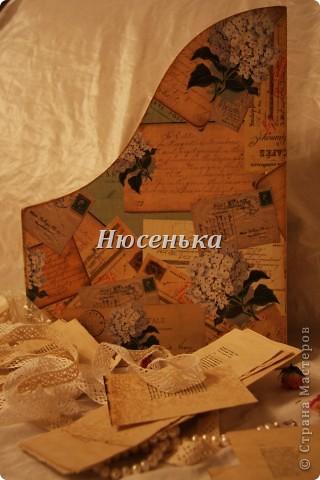 """Журнальница - """"Воспоминания"""" фото 4"""