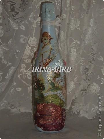 А эта вазочка в подарок племяннице на день рождения!!! фото 24