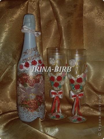 А эта вазочка в подарок племяннице на день рождения!!! фото 18