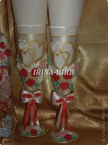 А эта вазочка в подарок племяннице на день рождения!!! фото 20