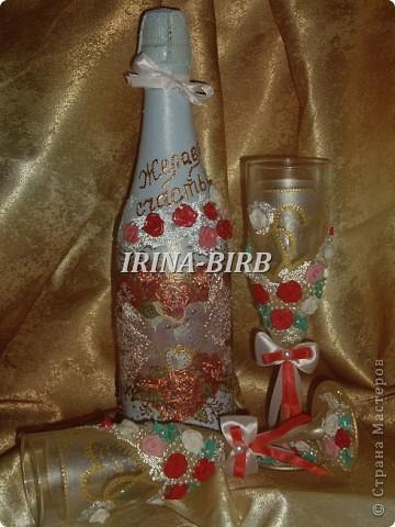 А эта вазочка в подарок племяннице на день рождения!!! фото 19