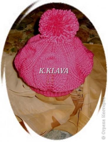 Детские шапочки фото 3