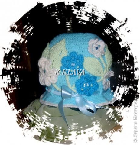 Детские шапочки фото 17
