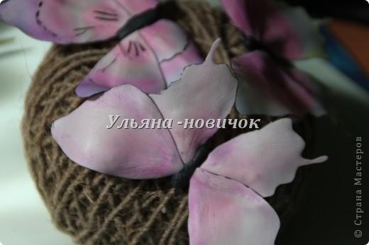 это зажим/брошь, то ли сакура, то ли розовая яблоня... в общем сама не поняла)))) фото 8