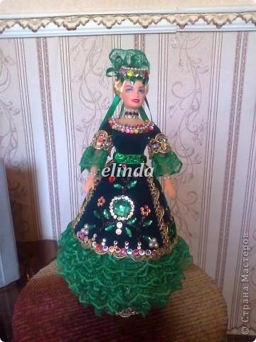 Новая кукла -шкатулка , привет Америке из солнечного Казахстана. фото 1