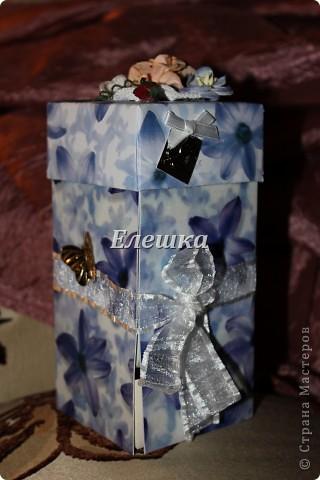Два мини-альбома для лучших подружек, внутри каждого лежал браслет ручной работы) фото 5