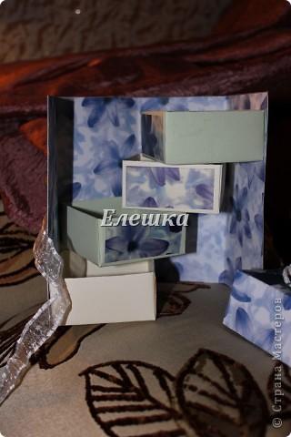 Два мини-альбома для лучших подружек, внутри каждого лежал браслет ручной работы) фото 6
