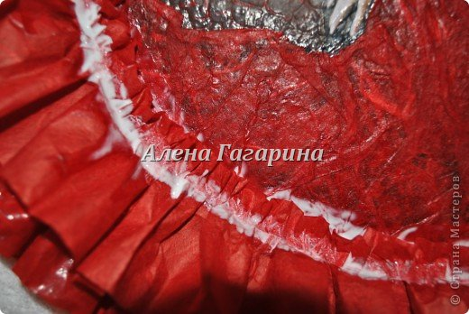 "Мастер-класс тарелки ""Танцовщица Фламенко"". фото 23"