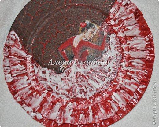 Танцовщица фламенко своими руками
