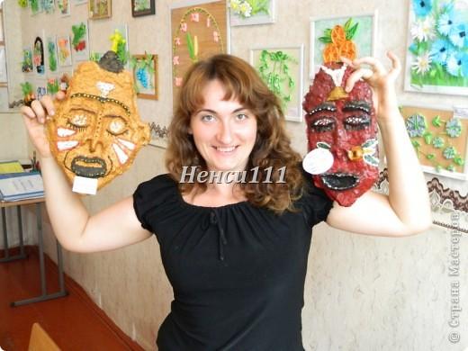 Мои маски фото 1
